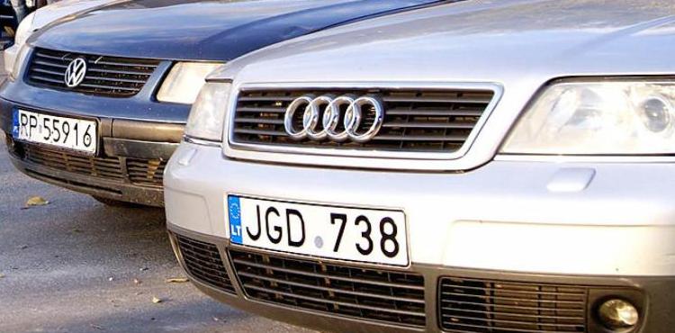 Названы самые популярные марки авто на «Еврономерах»