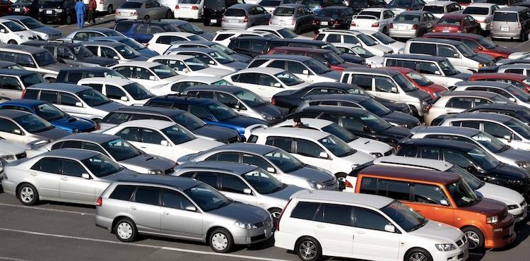 Названы главные импортеры автомобилей в Украину