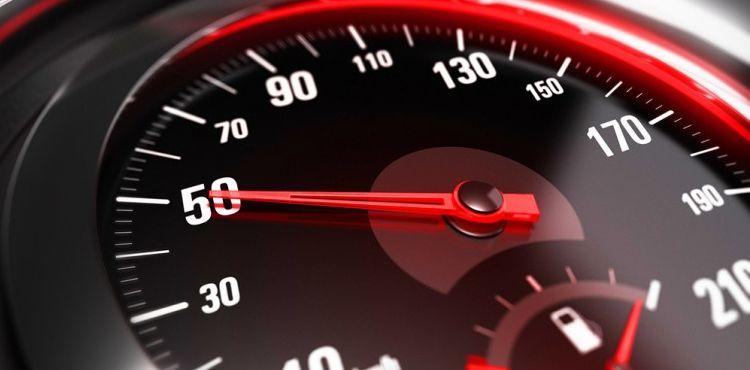 Ограничение скорости вступило в силу с 1 января