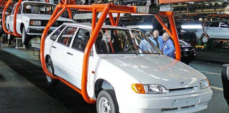 Автопром в Украине: взлеты и падения рынка в январе