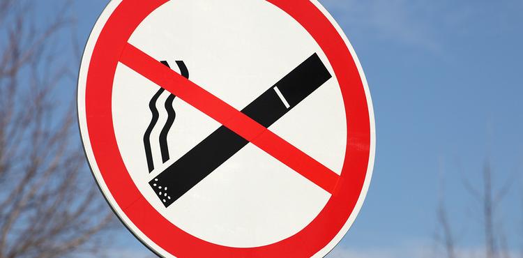 Драконовские штрафы за курение в автомобиле
