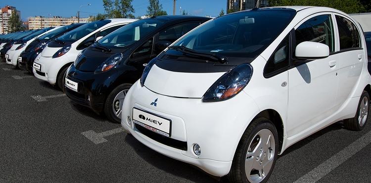 Украинцы удвоили спрос на электромобили
