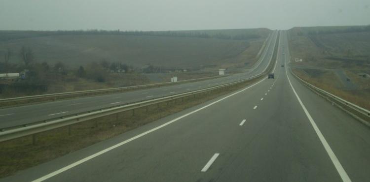 Ремонт на трассе Киев — Одесса завершится в следующем месяце