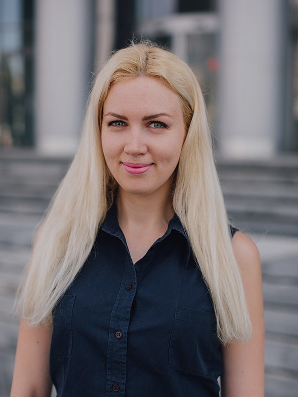 Младший юрист судебной практики - Петрина Надежда