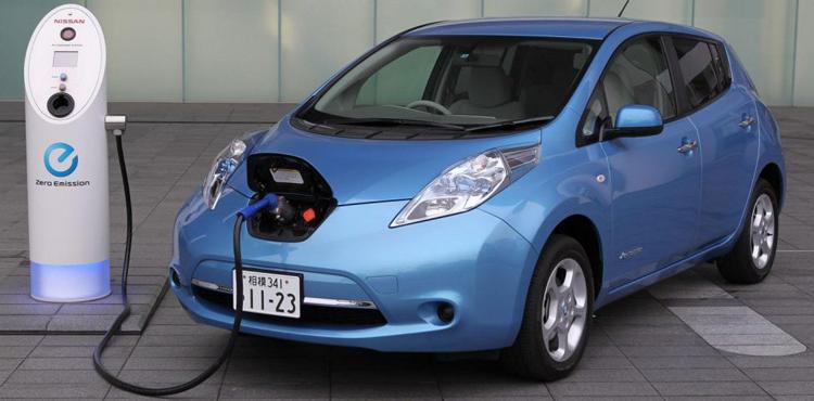 В Украине будут строить паркинги для электромобилей