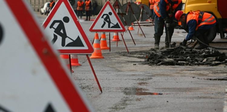 В КМДА обнародовали график ремонта дорог в Киеве