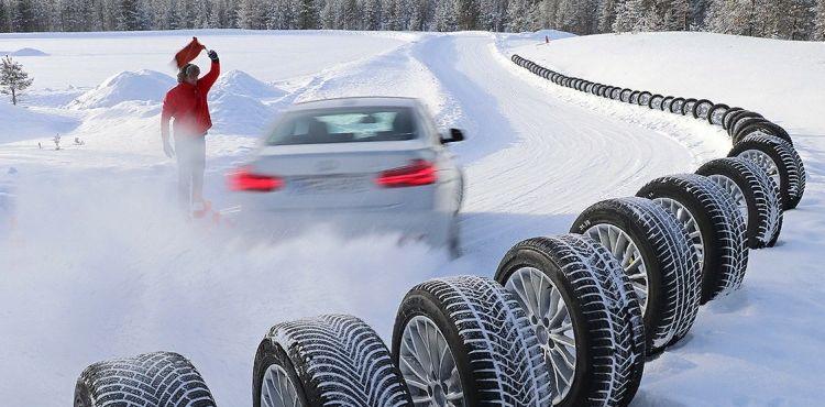 Водителей хотят штрафовать за летние шины зимой